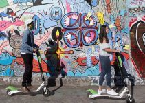 Patinetes eléctricos compartidos en Madrid: LIME