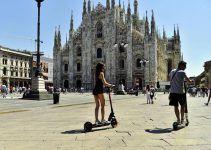 Italia dará subvenciones por la compra de patinetes eléctricos y bicicletas