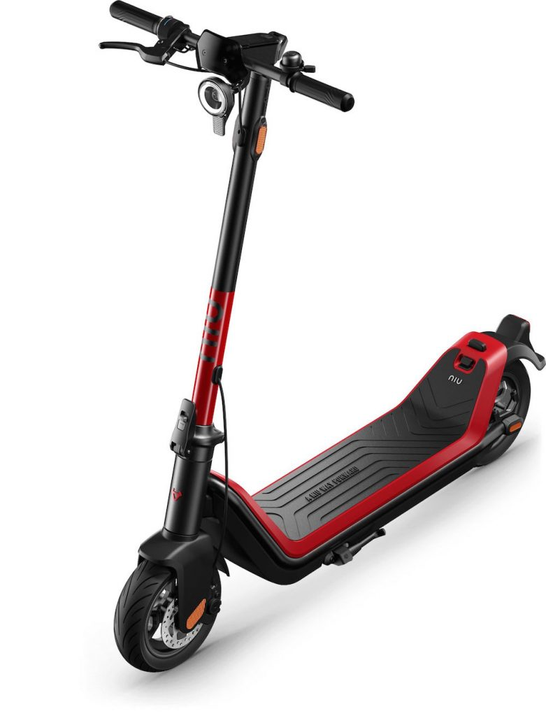 Niu Kick Scooter Rojo