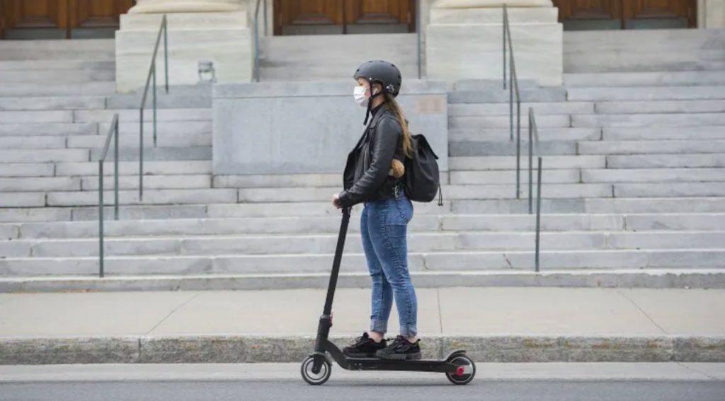 Ciudades donde será obligatorio el seguro para patinete